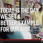 Anti-Obesity Ads Encourage Parents to Set Better Examples