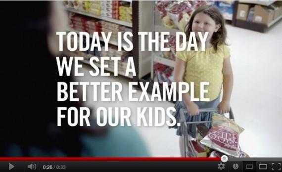 Blue Cross Blue Shield Anti Obesity Campaign
