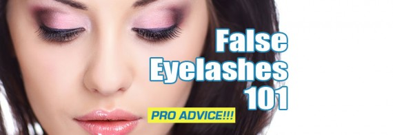 False Eyelashes 101