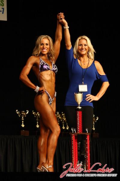 Hyla Conrad NPC Figure Champion
