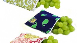 Product Find! Reusable Snack Bags