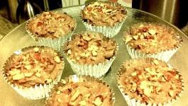 Almond Joy Protein Cheesecakes
