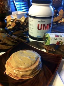 Apple Pie UMP Pancakes