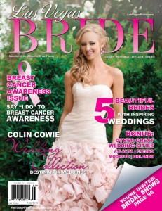 Kiki Elrod Las Vegas Bride Cover Model