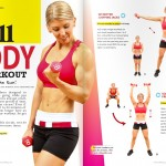 Sarah Gisi featured in Active Life Guide magazine