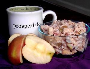 UMP Protein Apple Pie