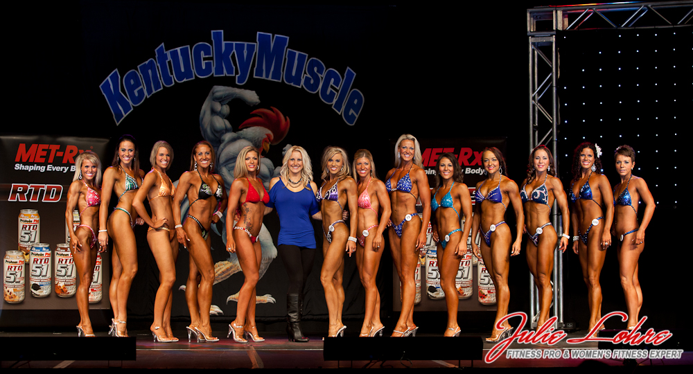 2013 FITBODY Contest Prep Team