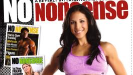 Jonelle Baglia – Cover Model for No Nonsense Magazine