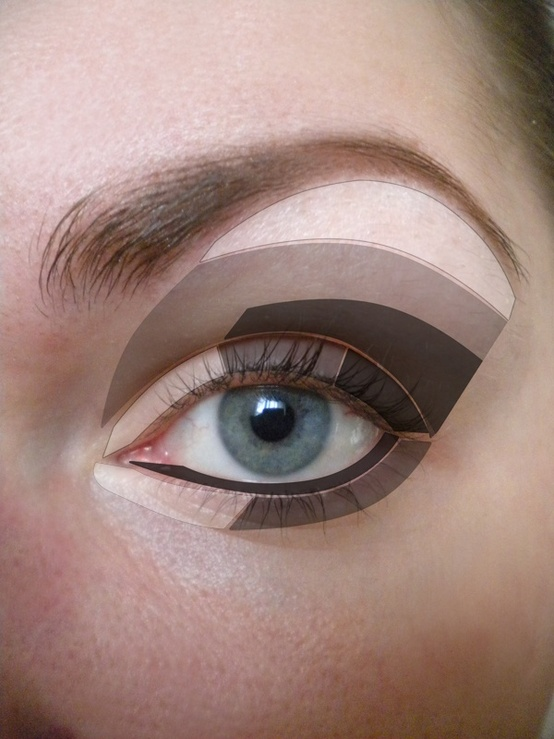 Really like this diagram its very similar to the way i do makeup really like this diagram its very similar to the way i do makeup team fitbody fitness resource for real women ccuart Gallery