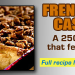 French Toast Protein Casserole