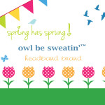 Adjustable headbands – Owl Be Sweatin'