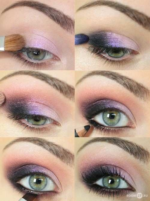 Makeup Styles For Blue Green Eyes Makeup For Green Eyes