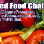 No Processed Food Challenge!
