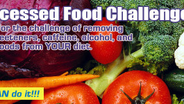 No Processed Food Challenge
