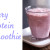 Healthy Protein Powder Smoothie