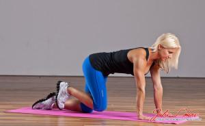 Julie Lohre Glute Workout