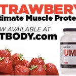 Strawberry Ultimate Muscle Protein Now Available