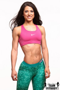 Fitness PhotoShoot Kathryn Fauver